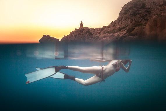 Lucaso Cwierzo nuotr./Berta Graikijoje