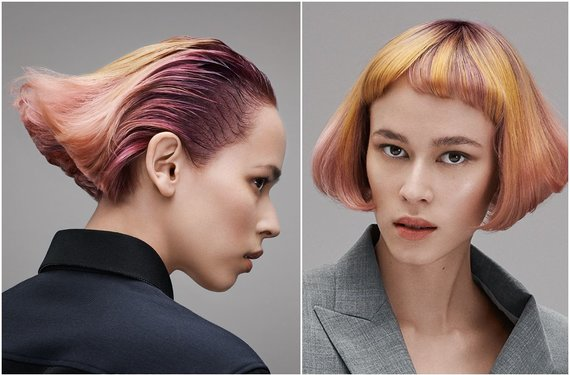 """""""Goldwell Couture Collection Intrepid"""" nuotr./Šukuosena"""