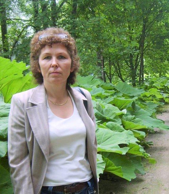 Asmeninio archyvo nuotr./Laima Mereckienė