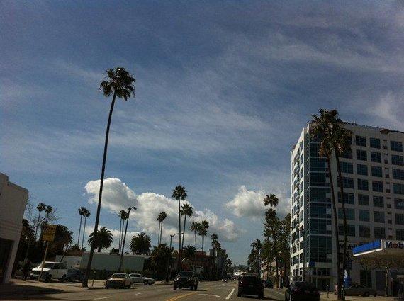 Asmeninio archyvo nuotr./Los Andželas