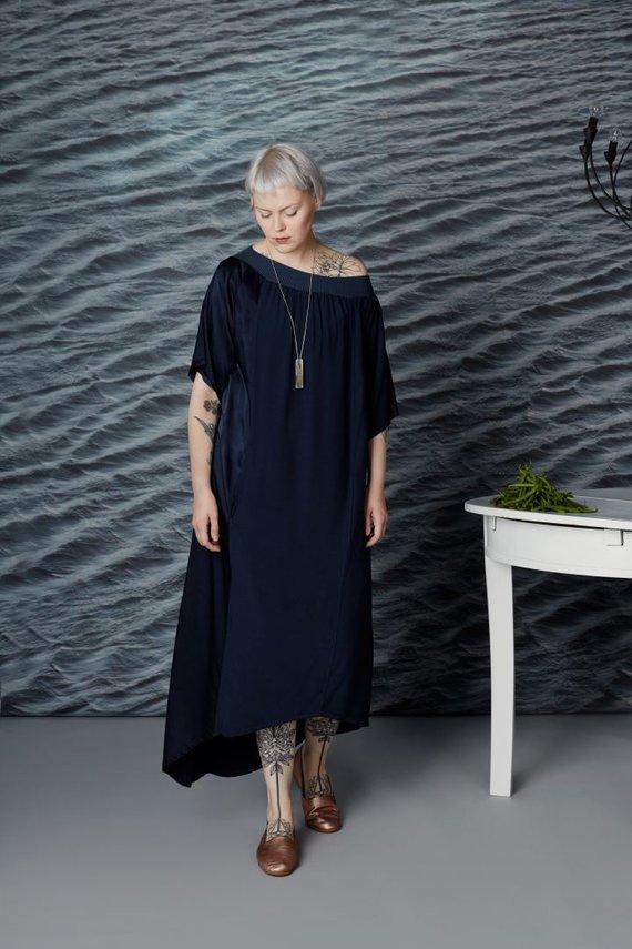 """Asmeninio archyvo nuotr./""""Julia Janus"""" 2018 m. pavasario ir vasaros kolekcijos modelis"""