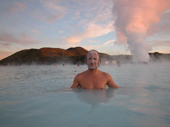 Asmeninio archyvo nuotr./Koenas Augustijnenas Islandijoje