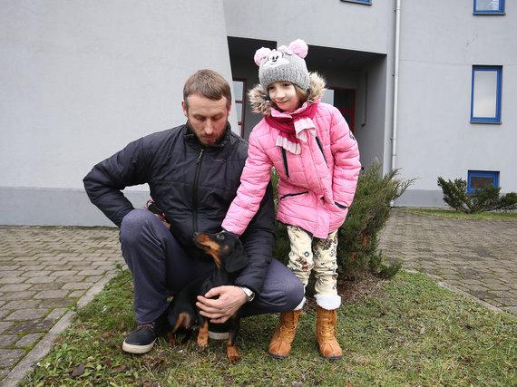 Aliaus Koroliovo/15min nuotr./Viktorija su Bite