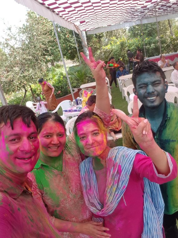 Google+ nuotr./Indijos investuotojas Prafulla Gattani