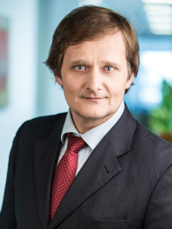 """""""Sorainen"""" nuotr./Advokatų kontoros """"Sorainen"""" ekspertas Paulius Koverovas"""