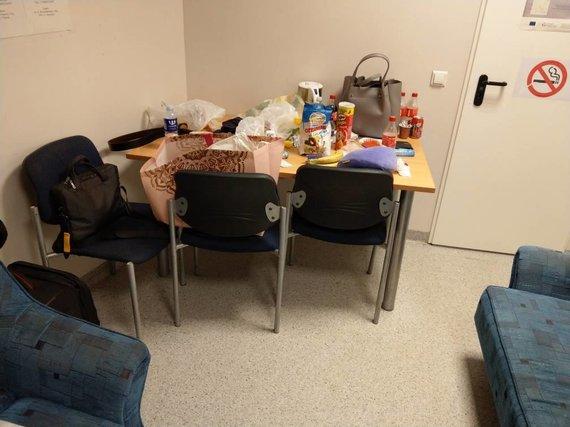 Asmeninio archyvo nuotr./Lietuvoje gyvenusio iraniečio verslininko šeima 32 valandas praleido oro uoste