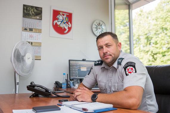 Žygimanto Gedvilos / 15min nuotr./Algirdas Budginas