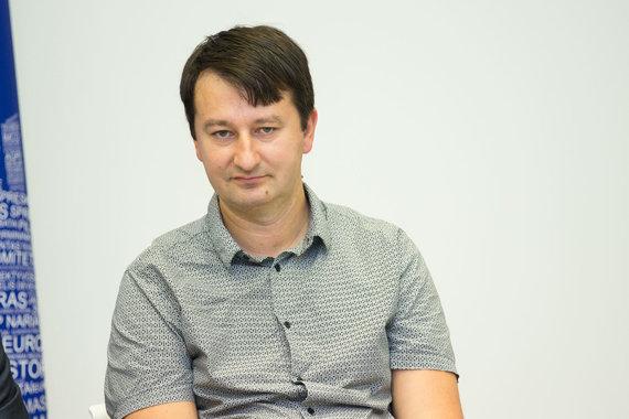 Žygimanto Gedvilos / 15min nuotr./Robertas Pogorelis