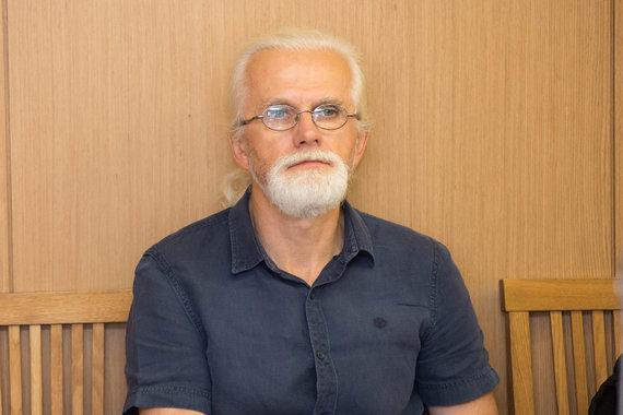 Žygimanto Gedvilos / 15min nuotr./Virgilijus Kačinskas