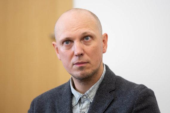 Žygimanto Gedvilos / 15min nuotr./Vaidas Stackevičius