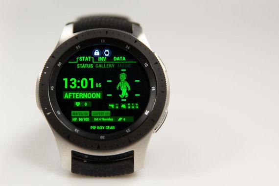 """Žygimanto Gedvilos / 15min nuotr./Išmanusis laikrodis """"Samsung Galaxy Watch"""""""