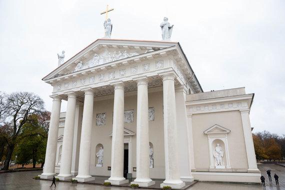 Žygimanto Gedvilos / 15min nuotr./Vilniaus arkikatedra