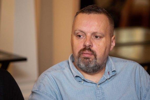 Žygimanto Gedvilos / 15min nuotr./Andrius Užkalnis