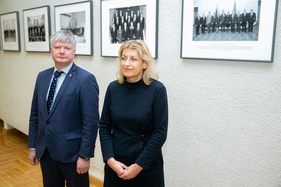 Žygimanto Gedvilos / 15min nuotr./Kęstutis Navickas ir Liana Ruokytė-Jonsson