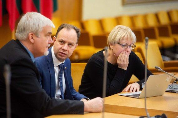 Žygimanto Gedvilos / 15min nuotr./Darius Kaminskas, Aurelijus Veryga, Asta Kubilienė