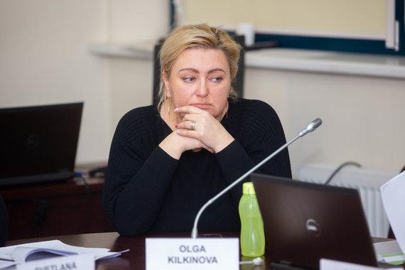 Žygimanto Gedvilos / 15min nuotr./Olga Kilkinova