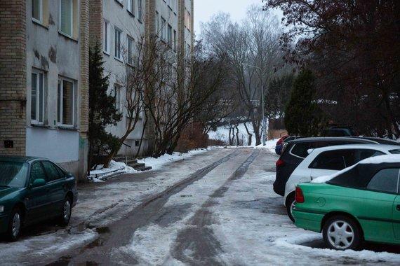 Žygimanto Gedvilos / 15min nuotr./Miglos gatvė, arba, kaip sako gyventojai – kiemas