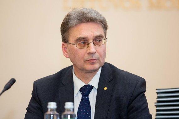 Žygimanto Gedvilos / 15min nuotr./Jūras Banys