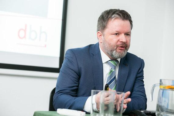 """Žygimanto Gedvilos / 15min nuotr./Diskusija """"Brexit: kaip Lietuvos transporto įmonėms būti žingsniu priekyje"""""""