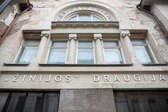 """Žygimanto Gedvilos / 15min nuotr./""""Žinijos"""" draugija Vilniuje"""