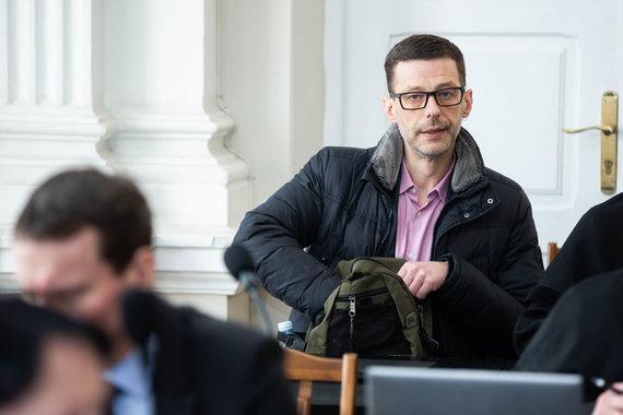 Žygimanto Gedvilos / 15min nuotr./Šarūnas Gustainis