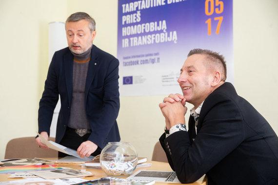 Žygimanto Gedvilos / 15min nuotr./Eduardas Platovas, Vladimiras Simonko