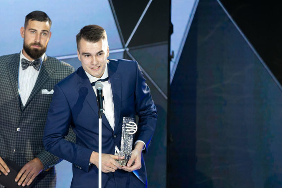 Žygimanto Gedvilos / 15min nuotr./LKL apdovanojimai 2019