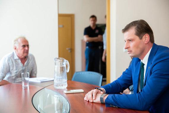 Žygimanto Gedvilos / 15min nuotr./Nikolajus Zobovas, Kęstutis Mažeika