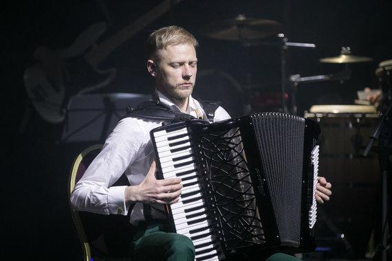 "Žygimanto Gedvilos / 15min nuotr./""Subtilu-Z"" koncertas ""Subtilu-Z"" koncerto svečiai"
