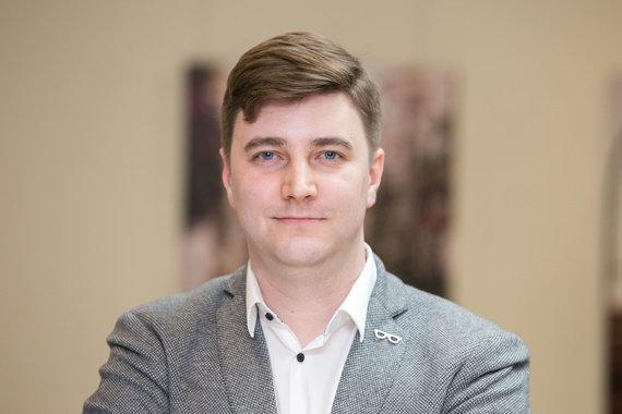 Andrius Bartminas - Žygimantas Gedviloa / 15min photo