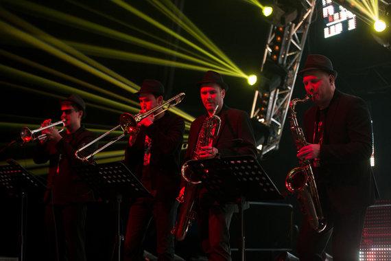 Žygimanto Gedvilos / 15min nuotr./BIX koncerto #XXX akimirka