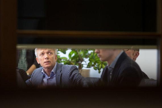 Žygimanto Gedvilos / 15min nuotr./Arvydas Avulis