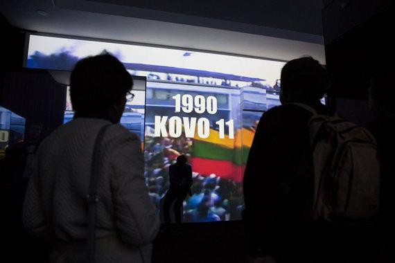 """Žygimanto Gedvilos / 15min nuotr./Paroda """"Nepamirštos ateitys: Lietuvos šimtmečio vizijos"""""""