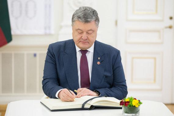 Žygimanto Gedvilos / 15min nuotr./Petro Porošenka