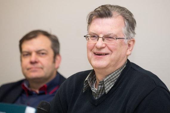 Žygimanto Gedvilos / 15min nuotr./Vladas Sirutavičius
