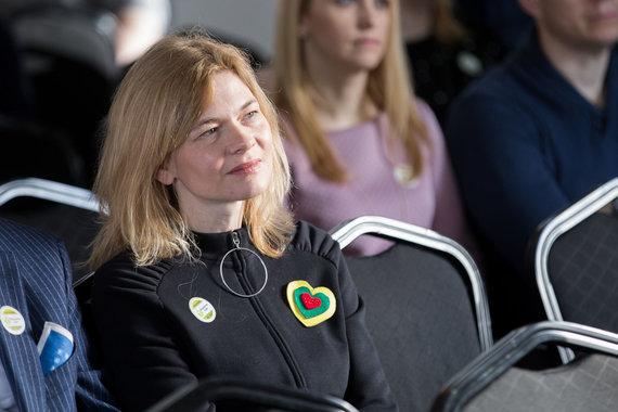 Žygimanto Gedvilos / 15min nuotr./Vaikų onkohematologijos centro vadovė dr. Jelena Rascon