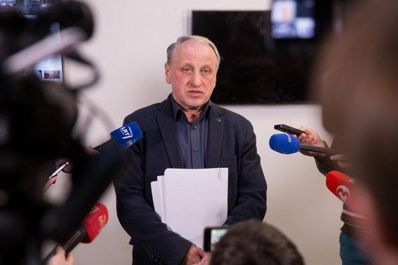 Žygimanto Gedvilos / 15min nuotr./Žygintas Pečiulis