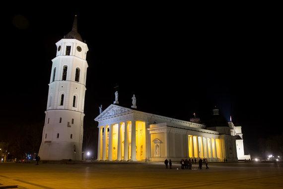 Žygimanto Gedvilos / 15min nuotr./Vilniaus katedra