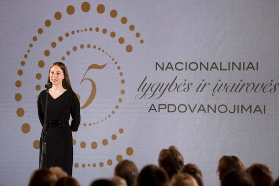 Žygimanto Gedvilos / 15min nuotr./2017 m. Nacionaliniai lygybės ir įvairovės apdovanojimai