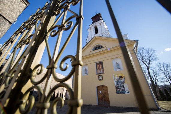 Žygimanto Gedvilos / 15min nuotr./Šv.Baltramiejaus bažnyčia