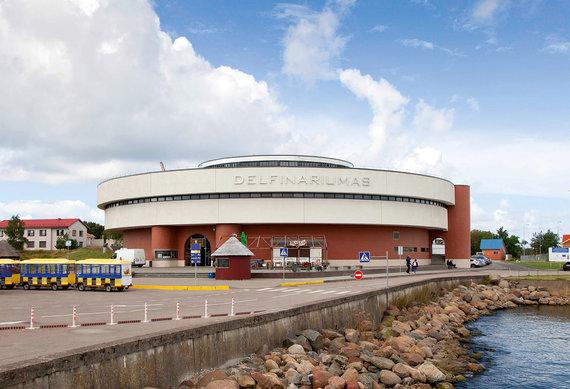 Leono Garbačiausko nuotr./Lietuvos jūrų muziejus-delfinariumas