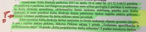 Lrt.lt nuotr./LAKD aiškinimas dėl konkurso sąlygų