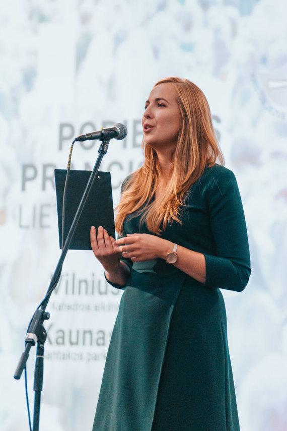 Organizatorių nuotr./Kamile Janulytė