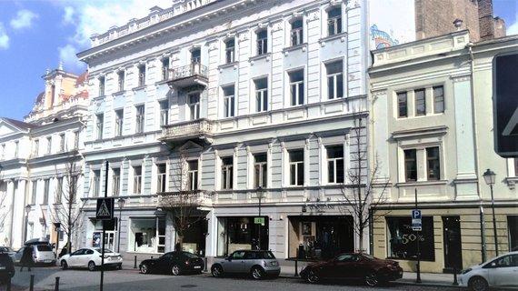 Turto banko nuotr./Buvusi Kultūros mokykla, esanti Didžiojoje g. 38