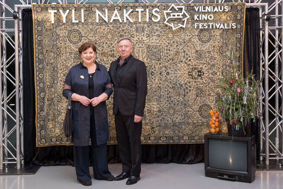 Audriaus Solomino nuotr./Larisa Kalpokaitė ir Jonas Braskys
