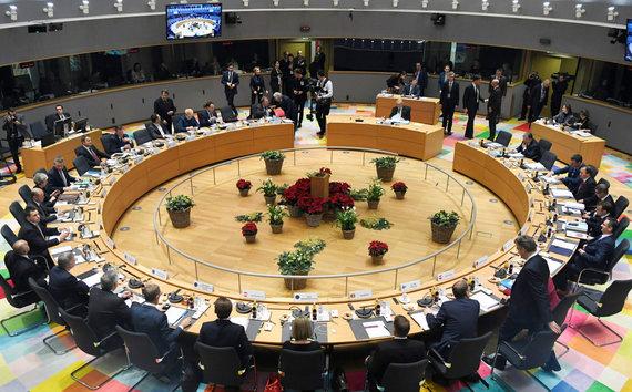 """""""Reuters""""/""""Scanpix"""" nuotr./Europos vadovų taryba"""