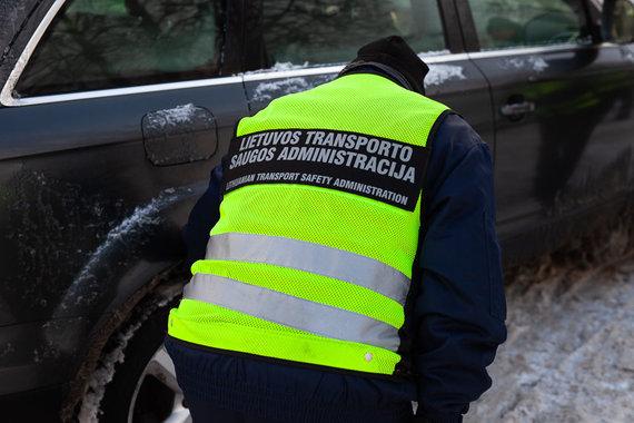LTSA nuotr./Lietuvos transporto saugos administracija