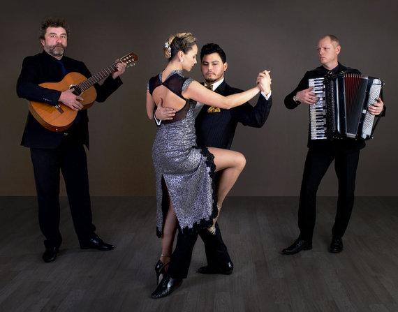 """Projekto partnerių nuotr./""""Tango Argentino"""""""