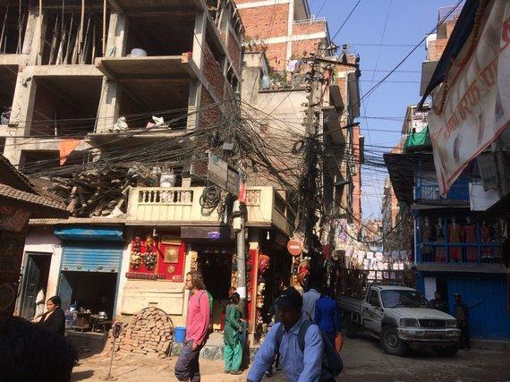 Asmeninio archyvo nuotr./Š.Mikulskio dokumentinio filmo dėmesio centre – patirtis ir pažintis su Nepalu