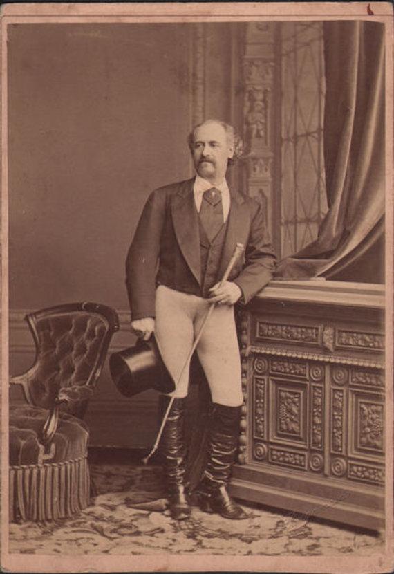 Alvido Jancevičiaus nuotr./Gaetanas Činizelis 1870 m.